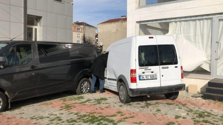 Tekirdağ'da otomobil ile hafif ticari araç çarpıştı: 5 yaralı