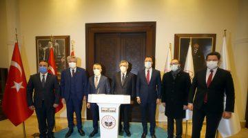 Bakan Yardımcıları Büyükdede ve Özer, Kırklareli'nde incelemede bulundu