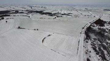 """Meteoroloji'den Trakya için """"turuncu"""" uyarı: Yer yer 20 ile 40 santimetre kar yağışı bekleniyor"""