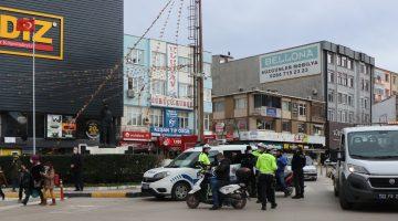 Keşan Polisinin denetimleri devam ediyor