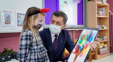 Milli Eğitim Bakanı Selçuk, A Haber canlı yayınında konuştu