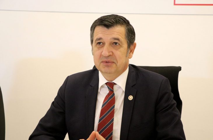 """Gaytancıoğlu önerdi """"Gübrenin yarısını devlet karşılasın"""""""