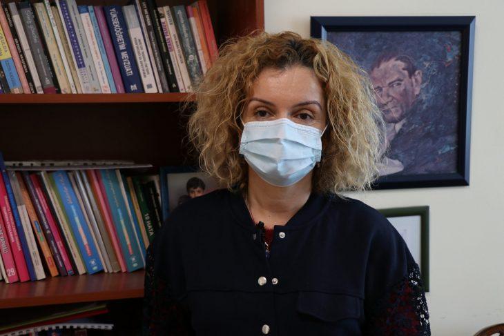 """Koronavirüs salgını ve deprem çocuklara """"oyunla"""" anlatılmalı"""