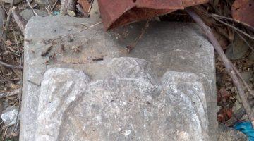 Tekirdağ'da Bizans dönemine ait taş sütunu 250 bin dolara satmak isteyen kişi yakalandı
