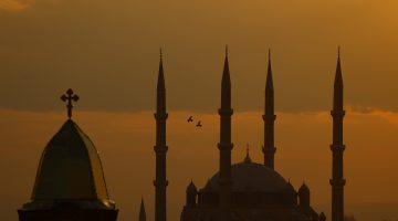 """Mimarına """"ustalık"""" payesi veren Selimiye 446 yıldır zamana meydan okuyor"""
