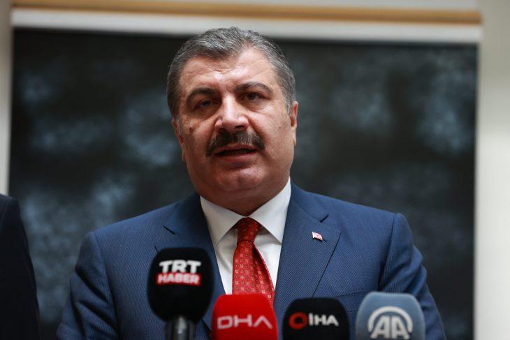 Sağlık Bakanı Koca milletçe yapılan fedakarlığın etkisinin hissedilmeye başladığını söyledi: