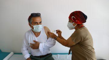 """Edirne'de kaymakamlıklardan """"aşı olun"""" çağrısı"""