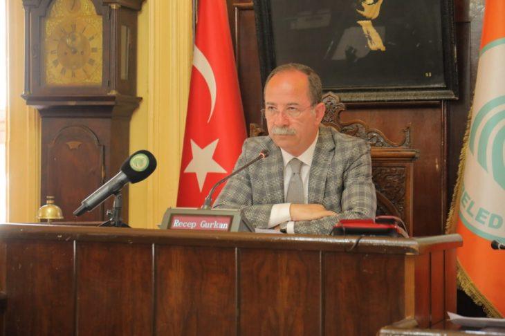 EdirneBelediye Başkanı Gürkan'dan Kurban Bayramı mesajı