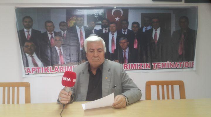 Çakmak, üyelerimiz 31 Mayıs'da Cumhurbaşkanının müjdesini bekliyor