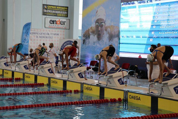Türkiye Turkcell Yıldız, Genç ve Açık Yaş Uzun Kulvar Yüzme Milli Takımı Seçmeleri sona erdi