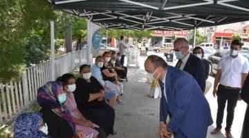 Vali Canalp Edirne'nin nüfusa oranla en çok Kovid-19 aşısının yapıldığı il olduğunu bildirdi