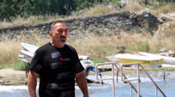 """Yağlı güreşin """"efsanesi"""" Ahmet Taşçı, Kırkpınar'daki favorilerini açıkladı"""