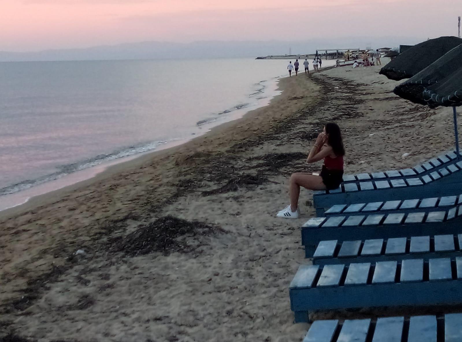 Enez'de denize giren 2 kardeşten 1'i öldü