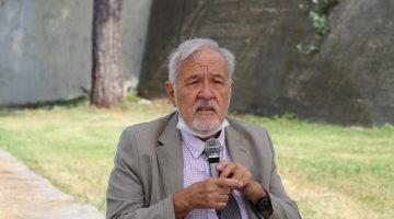 """Prof. Dr. İlber Ortaylı """"Roman Dili ve Kültürü Çalıştayı""""nda konuştu"""