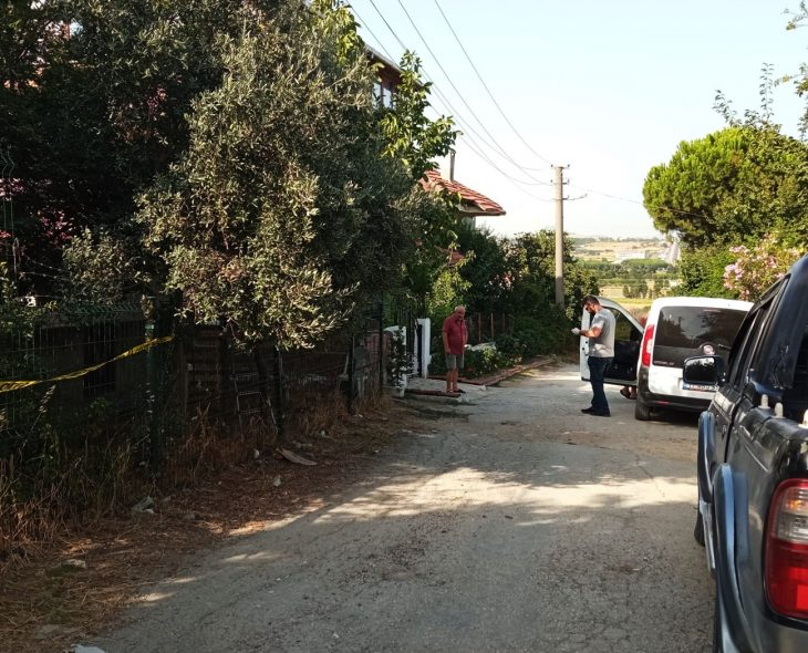 Gelibolu'da bir kişi evinde ölü bulundu