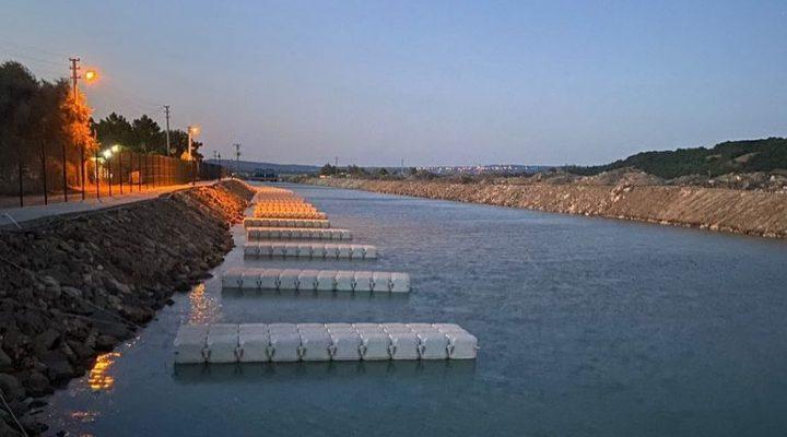 Erikli Kanal Projesi tamamlanamadı