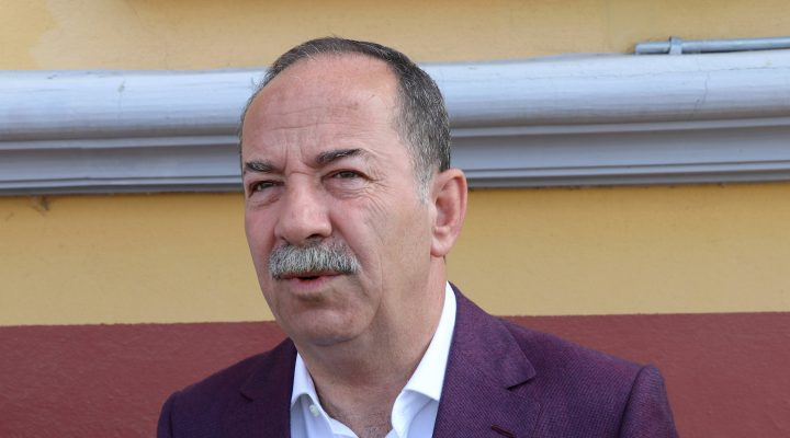 Edirne Belediye Başkanı Recep Gürkan çevreyi kirletenlere tepki gösterdi