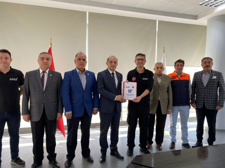 Edirne'de TEMAD ve AFAD işbirliği protokolü imzaladı
