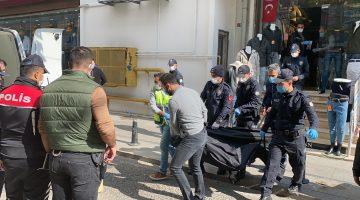 Çorlu'da bir kişiyi iş yerinde öldüren zanlı tutuklandı