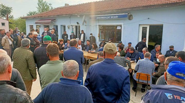 Edirne'de doludan etkilenen çiftçilere destek verilecek