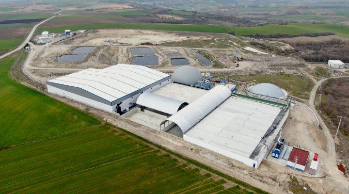 Edirne'de çöpten 10 ayda 7 milyon 614 bin kilovat elektrik üretildi