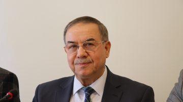 Saadet Partisi Genel Başkan Yardımcısı Mustafa İriş Edirne'de basın açıklaması yaptı