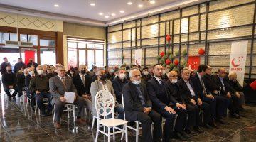 Saadet Partisi Genel Başkan Yardımcısı Arıkan, partisinin Edirne Merkez ilçe kongresinde konuştu