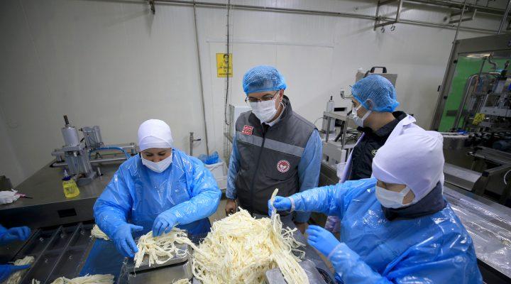 """""""Gıda Denetim Seferberliği"""" kapsamında Trakya'da denetimler başladı"""