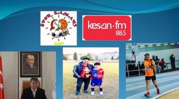 Spor Zamanı'nın Bu Haftaki Konukları Baba Oğul Futbolcu Olan Mehmet Aydın ve Mert Aydın ile Atlet Hasan Topaloğlu olacak