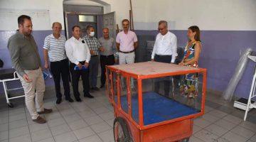 Mustafa Helvacıoğlu, İl Genel Meclisi'nin Keşanlı üyelerini Müze Keşan'da misafir etti