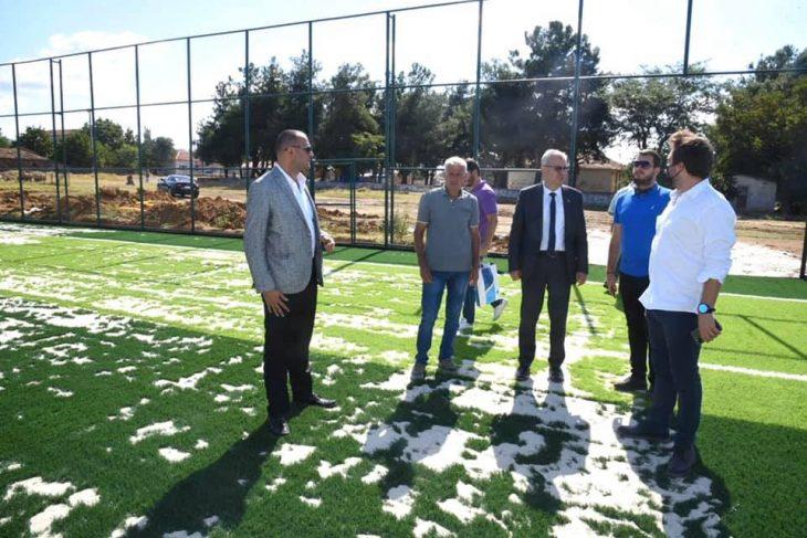 Helvacıoğlu, Keşan Belediyesi'nin 1 haftalık çalışmalarını anlattı