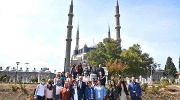 Keşan Belediyesi'nin Kültür Turları başladı