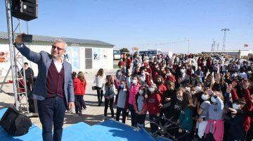 """Mustafa Helvacıoğlu: """"Keşan'ın her yerine hizmet götürmeye devam ettik"""""""
