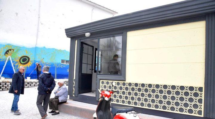 İspat Cami Mahallesi Muhtarlar Günü'nde yeni yerinde hizmet vermeye başlayacak