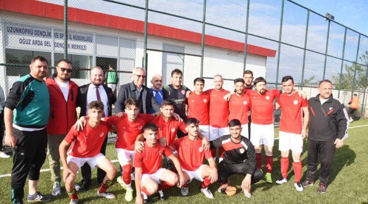 Anafartalarspor Lige galibiyetle başladı