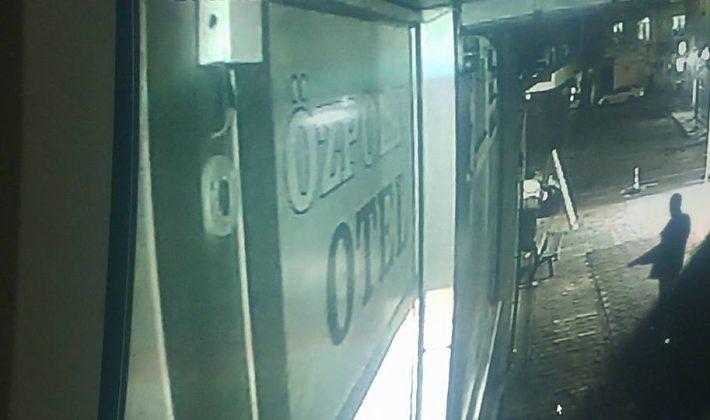 Keşan'da Kapalı Olan Bir İşyerine Silahlı Saldırı