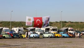 """Türkiye'nin """"En Cici"""" Vosvosları Büyükçekmece'de Buluştu"""