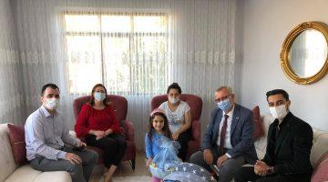 Keşan Belediyesi Hoş Geldin Bebek Projesi kapsamında 252 aileye hediyelerini teslim etti