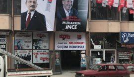 CHP Keşan Seçim Bürosu 9 Haziran'da Açılacak
