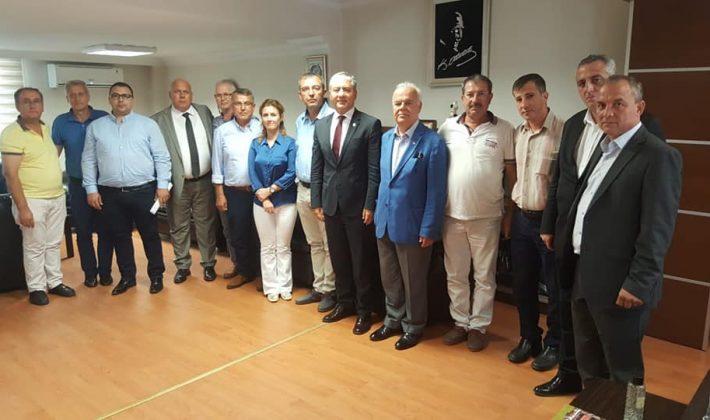 Murat Emir, Edirne'de Bilgilendirmelerde Bulundu.