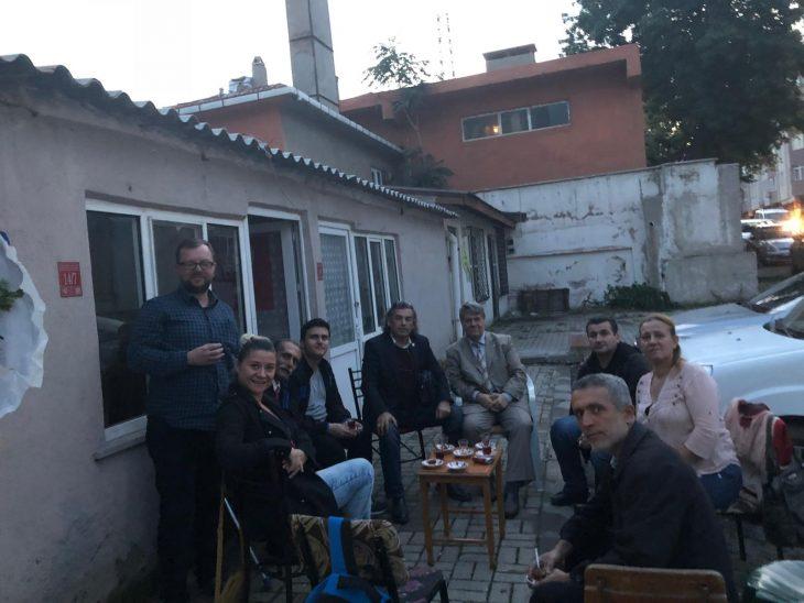 Ahbap Keşan Başkanlığı'na Erdoğan Demir Seçildi.