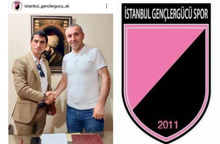 İstanbul Gençlergücü Spor Rıfat Şengün Hocayla Yeniden Anlaşma İmzaladı