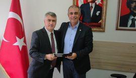 Orhan Çakır Kağıthane Belediye Başkanlığı'na Aday Adaylığı İçin Başvurdu