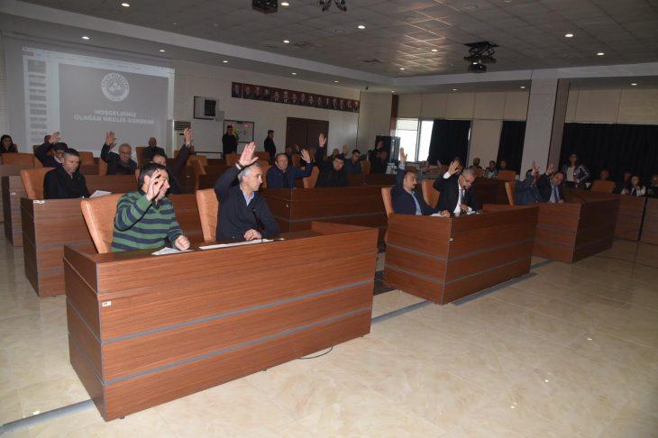 Aralık Ayı Meclis toplantısı gerçekleştirildi