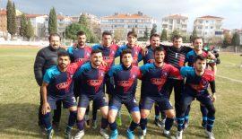Keşan İdmanyurdu Mescid Paşa'yı 2-0'la geçti
