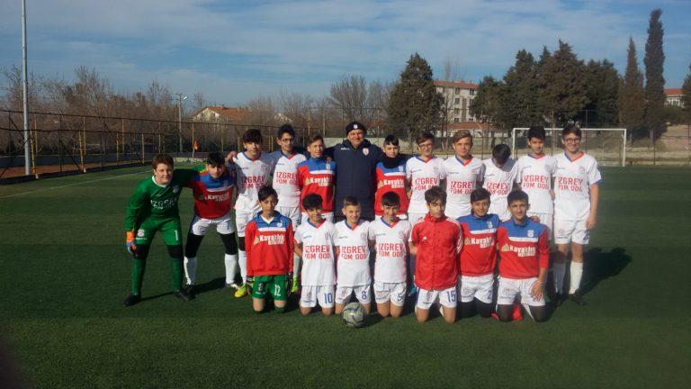 Keşan Genç Ordu, Şükrüpaşa'yı 2-0 yendi