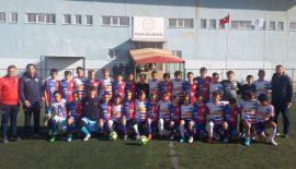 Keşan Genç Ordu Edirne Birlik'i 2-0 ile geçti