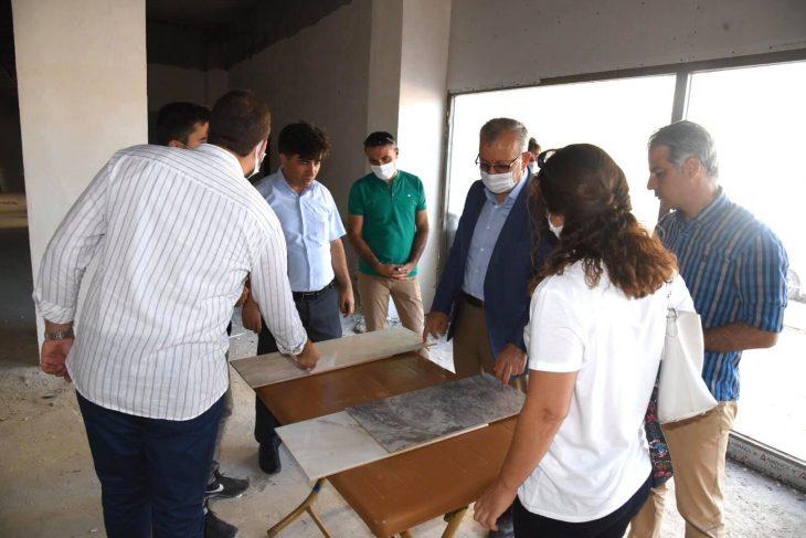 Mustafa Helvacıoğlu Haftalık Faaliyet Raporunu Açıkladı