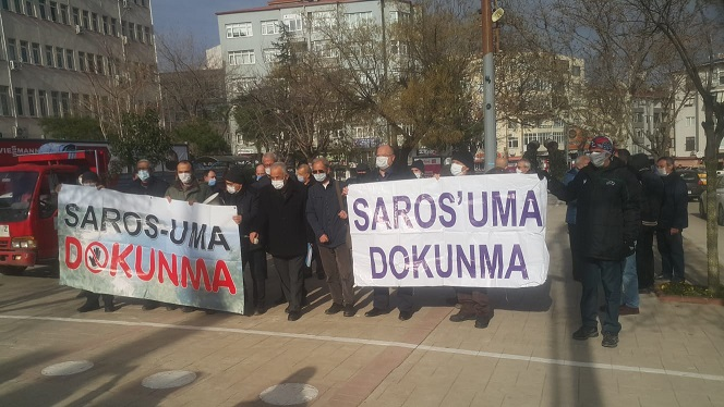 Sazlıdere FSRU Limanı haberi Türkiye'de sıralamaya girdi
