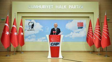 Kemal Kılıçdaroğlu, orman yangınları ve THK'yı anlattı